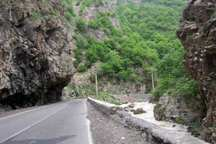 آرامش به جاده های مازندران بازگشت