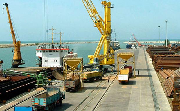 ارزش صادرات کالاها از گمرکات مازندران 48 درصد رشد یافت
