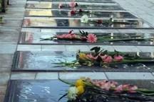 ۷۵ درصد از گلزارهای شهدا در استان اردبیل بازسازی شد