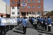 عملیات اجرایی ۱۴۵ مدرسه تا مهرماه امسال پایان می یابد