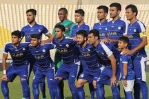 تیم استقلال خوزستان 150 میلیون ریال جریمه نقدی شد