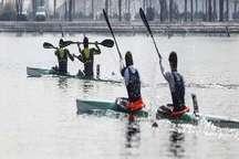 چهار رشته جدید قایقرانی در کهگیلویه و بویراحمد راه اندازی شد
