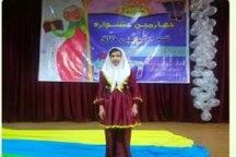 جشنواره قصه گویی دانش آموزی شهرستان دیر برگزارشد