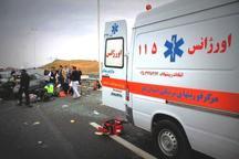 608 نفر در حوادث ترافیکی نوروز امسال مصدوم شدند