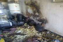 بر اثر انفجار منزل مسکونی در کرمان چهار نفر مصدوم شدند