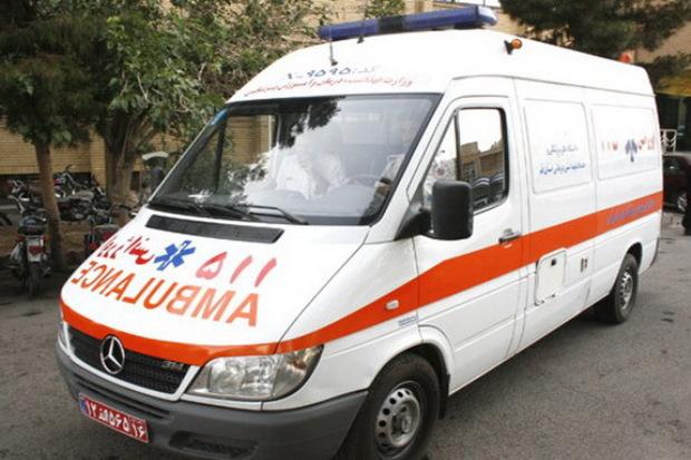 حال یکی از مصدومان انفجار گاز در ارومیه وخیم است