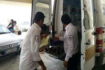 ارابه مرگ قاچاقچیان همچنان در سیستان و بلوچستان جان می ستاند