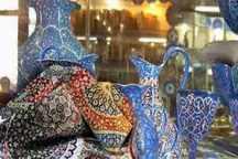 آثار دارای نشان ملی مرغوبیت هنرمندان آذربایجان شرقی به نمایش درآمد
