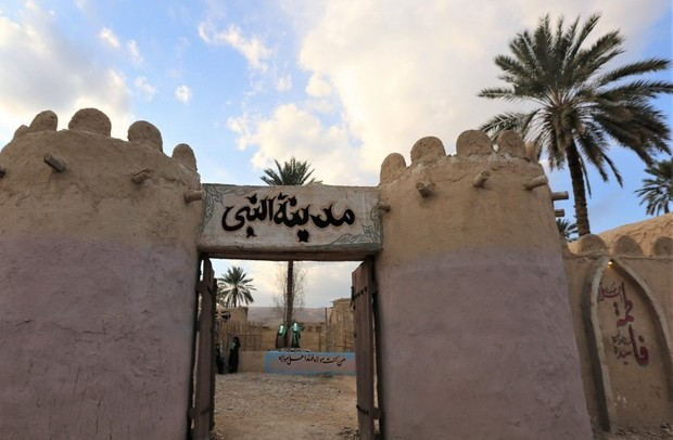 یادمان فاطمی یاس کبود در جهرم افتتاح شد