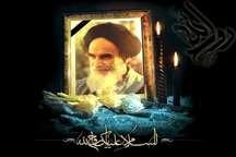 بیست و هشتمین سالگرد ارتحال حضرت امام در نور برگزار شد