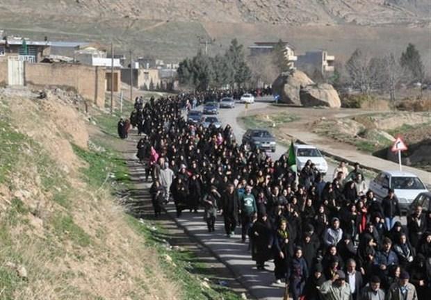 کشف و خنثی سازی بسته مواد منفجره در مسیر پیادهروی ولایت در دشتستان