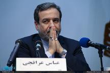 عراقچی: دستهایی میخواهند مردم ایران را از منافع برجام محروم کنند /متاسفانه برجام از یک موضوع ملی به یک موضوع فروملی تبدیل شد/دیپلماتها باید همیشه امیدوار باشند