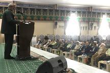 گرامیداشت هشتمین سالگرد عروج شهدای وحدت در حسینیه ثارالله زاهدان