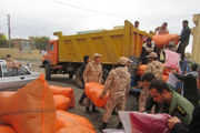 امدادرسانی در پلدختر باعث امید در بین مردم شده است