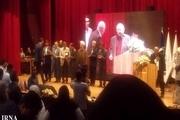 نشان عالی فردوسی به چهار هنرمند و نویسنده در مشهد اعطا شد