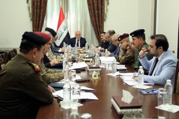 توضیحات شورای امنیت ملی عراق در خصوص اظهارات حیدر العبادی