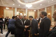 استقبال پوتین از هیات ایرانی همراه روحانی در سوچی روسیه