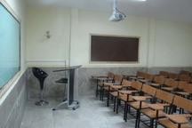 یک موسسه آموزش عالی غیردولتی در آبیک منحل شد