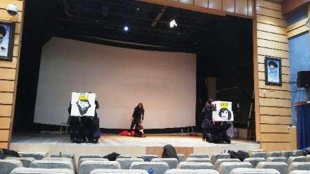 راهیابی تئاتر دانش آموزان تربت حیدریه به جشنواره کشوری