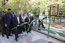مدیران فارس با آرمان های شهدا تجدید میثاق کردند