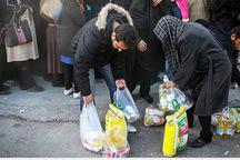 بیش از 132 تن کالای اساسی در خمین توزیع شد