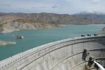 ذخیره سد زاینده رود به کمتر از 200 میلیون متر مکعب کاهش یافت