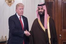خوش خدمتی نفتی سعودی ها به ترامپ