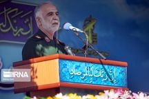 عملیات غرورآفرین مرصاد متعلق به همه مردم ایران است