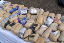 6150 کیلوگرم مواد مخدر در بوشهر کشف شد
