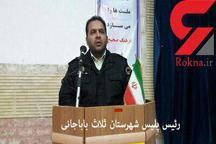 فرمانده انتظامی ثلاث باباجانی جان باخت