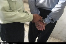 دزدی یک تریلر در آزادراه کاشان- قم ناکام ماند