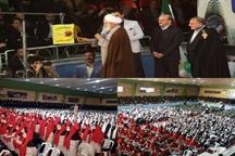 نواخته شدن چهلمین گلبانگ انقلاب در قزوین