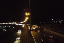 تردد خودروها در محورهای مواصلاتی استان البرز روان است