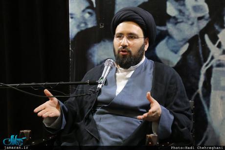 حجت الاسلام سید علی خمینی: امام(س) به معناى واقعى کلمه جوانگرا بودند