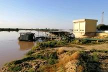 مقاوم سازی تجهیزات و تاسیسات ایستگاه های پمپ آب نیروگاه رامین در ساحل کارون