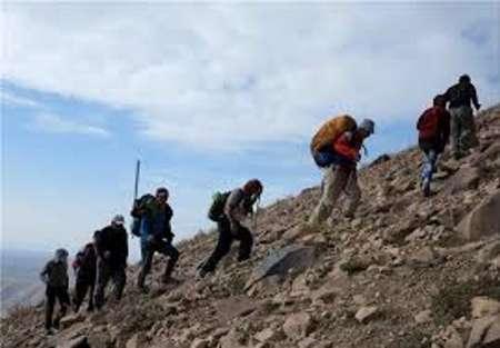 صعود کوهنوردان کلاک کرج به قله آراگاتس ارمنستان