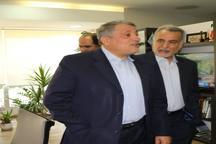 حضور رئیس شورای اسلامی شهر تهران در سازمان نظام مهندسی