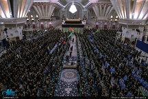 ویژه برنامههای مراسم عزاداری محرم در حرم مطهر امام خمینی(س)/ سخنران امشب: مجید انصاری