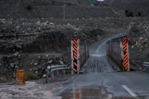 25 راه روستایی در جیرفت مسدود شد
