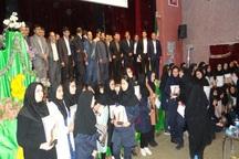 فرماندار: دانش آموزان شیروان معادل کل استان افتخار آفریدند