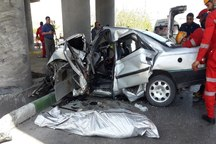 سانحه رانندگی در مشهد یک کشته داشت