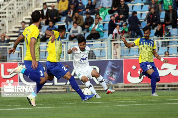 تیم فوتبال نفت مسجدسلیمان در هفته دوازدهم لیگ ۲ غایب دارد
