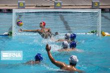 نتایج دومین روز مسابقات واترپلو جوانان کشوراعلام شد
