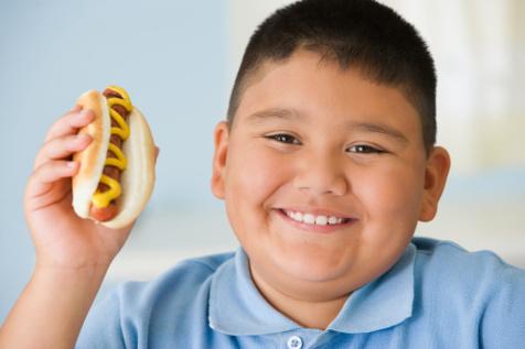 افزایش 10 برابری چاقی مفرط در کودکان طی 40 سال گذشته