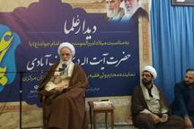 روحانیت نبض قدرت نظام اسلامی است