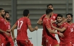 زننده گل بحرین: تشویق هواداران حریف را ترساند