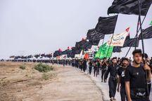 شمار مشتاقان پیادهروی اربعین البرز از ۶۲ هزار نفر گذشت