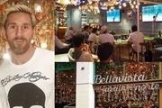 مسی رستورانش در بارسلونا را تعطیل کرد