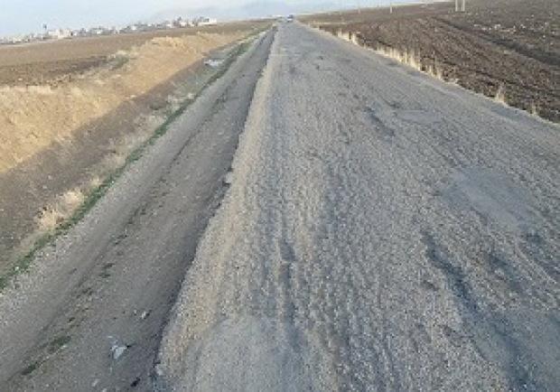 جاده کوزران فاقد استانداردهای لازم است