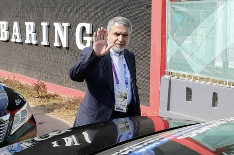 جلسه تاج و صالحیامیری در کمیته ملی المپیک